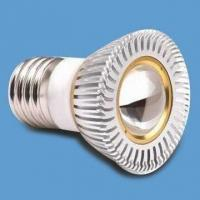 Wholesale High Power Led Spotlight, 1x3W LED Spotlight Bulb with 6063 Aluminum Radiator, from china suppliers