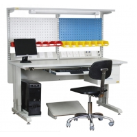 Wholesale 150KG 1.8m High Adjustable Table Cleanroom Bench from china suppliers