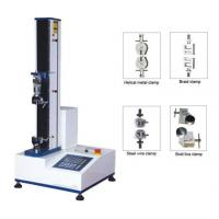 Wholesale Electronic Lab Testing Equipment Multiple Clamps Force And Elongation Display from china suppliers