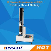 Quality 90 Degrees Peel Test Equipment , Peel Adhesion Tester 12 Months Warranty for sale