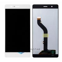 Wholesale White Complete LCD Assembly Display Mobile Phone LCD Screens with Touch Screen Digitizer For Huawei P9 from china suppliers