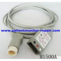 ECG Patient Trunk Cable AAMI M1500A  Matching Layer Motor And Circuit Noise for sale