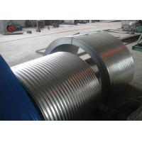 China Portable Inclined Loading Conveyor Belt Anti Dust Stainless Steel Cover on sale