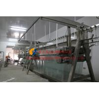 Buy cheap poultry slaughter machine/A shaped plucker from wholesalers