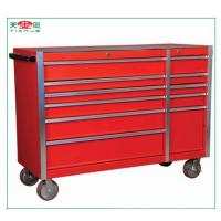 China TJG-56RS 56 Inch Tool Chest Box Cabinet Storage 11 Drawer Rolling ToolBox Garage for sale