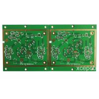 2+6+2 Stack Up Impedance HDI Multi Layer PCB FR4 Board With Rogers Mixed Compression