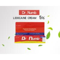 Buy cheap Dr. Numb(Topical Anesthetic) 10g good quality tattoo numb and assistant cream from wholesalers