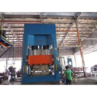 Wholesale 1600 Ton Hydraulic Thermoforming Press , Plastic Compression Moulding Machine from china suppliers