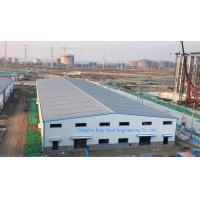 Wholesale Steel Frame Builders Warehouse / Structural Steel Fabricators For Metal Buildings from china suppliers