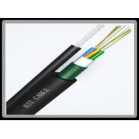 Best 72 Core Figure 8 Aerial  Fiber Optic Cable Outdoor Self Supporting Used In Telecommunication wholesale