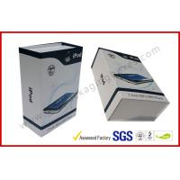 Wholesale Embossing / UV Coating Rigid Gift Packing Boxes collapsible Rectangle , size customized from china suppliers