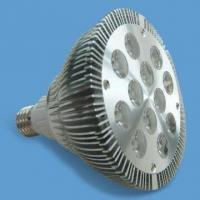 Wholesale LED Bulb, PAR 38 Lamp, in Warm White with Aluminum Radiator from china suppliers