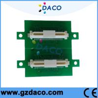 Wholesale JHF konica 512 Printhead connector for JHF solvent printer, JHF printer head connector from china suppliers