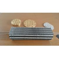 China Heat exchanger with shell and tube design for industrial oil cooler for sale