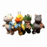 Buy cheap Plush Toys with Sucker, Ideal for Promotional Gifts from wholesalers