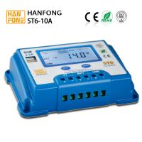 10A Solar Power Controller With Battery Charger , Solar Panel Power Controller for sale