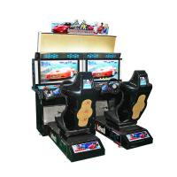 Wholesale Double Player Coin Operated Arcade Car Racing Game Machine from china suppliers