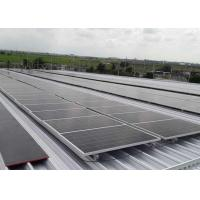 Wholesale Anti Corrosive Solar Panel Mounting System , Solar Racking System Customized Size from china suppliers