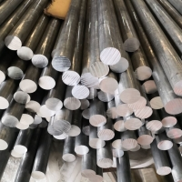 Wholesale Dia 137mm 81KSI T6 7075 Aluminum Solid Round Bar from china suppliers