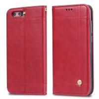 Wholesale Book Cover Huawei Leather Case For Honor 9 Magnetic Adsorption Wallet Flip Stand from china suppliers
