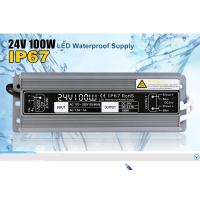 Wholesale 24V 100W Neon Light Power Supply Driver 100% Full Load Burn In Test from china suppliers
