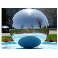 Wholesale Giant Inflatable Disco Ball  / PVC Inflatable Floating Mirror Ball from china suppliers