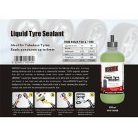 Cheapest Price with Best Quality Tire Liquid Sealant(Similar to Slime Liquid Tyre Sealant)