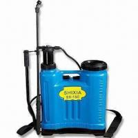 Wholesale 15L Backpack Sprayer with PVC Hose and PP Handle, OEM Orders are Welcome from china suppliers