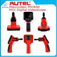 Wholesale Car Diagnostic Tool Autel Maxivideo MV400 Mini Digital Videoscope with 5.5mm diameter imager head inspection camera from china suppliers