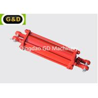 Wholesale Double Acting 3000PSI Tie Rod Type Hydraulic Cylinder Used On Lawn Mowers from china suppliers