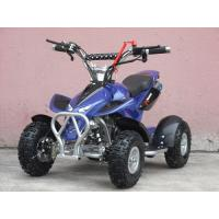 Wholesale 49cc ATV,2-stroke,air-cooled,single cylinder,gas:oil=25:1. Pull start from china suppliers