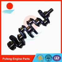 Wholesale ISUZU auto crankshaft 4ZA1 114-302-001 from china suppliers