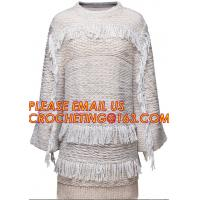 China WOMEN CASHMERE SWEATER, FLAT KNITTING, CABLE, INTARSIA, PRINTING, SEWING, CRYSTAL on sale