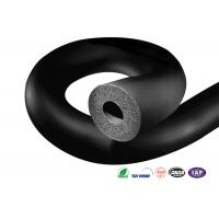 China Rubber Foam Central Air Conditioner Pipe Insulation 2-7/8 Inner Diameter on sale