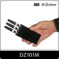 Wholesale 2-3Hour Working Portable Mobile Jammer (DZ-101M-GPS) from china suppliers