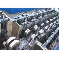 China Automatic Cable Tray Roll Forming Machine For Changeable 100-600 Width With Hole for sale