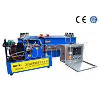 Aluminum Hot Splicing Conveyor Belt Vulcanizing Equipment PLC With Water Cooling System