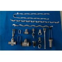 Wholesale Preformed Suspension Clamp For ADSS , Transmission Line Fittings from china suppliers