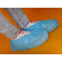 Wholesale anti skid Disposable Shoe Covers disposable construction booties custom size from china suppliers