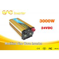 Best Single Phase Off Grid UPS Solar Inverter 3000 Watt Power Inverter With Charger wholesale