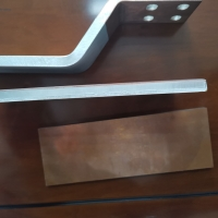 Wholesale Titanium Aluminum 500mm Heat Conduction Cathode Plate from china suppliers
