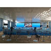 Wholesale Giant HD Outdoor Led Video Screen Rental With Die - Cast Aluminum Cabinet from china suppliers