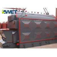 Wholesale High Efficiency 2.5MPa Chain Grate Steam Boiler 20t/H Rated Evaporation from china suppliers
