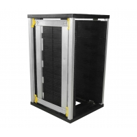 Buy cheap ESD Antistatic PCB SMT Magazine Rack 355*320*563mm from wholesalers