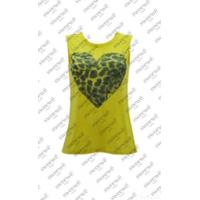 Sweewe Front Heart Printed T Shirt