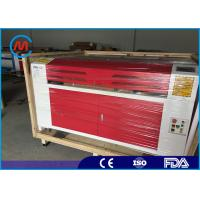 Best Co2 CNC 100w Compact Plastic Laser Engraving Machine Ruida Control System wholesale