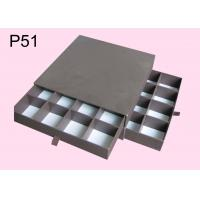 Wholesale P51 Rectangle Chocolate Boxes, Offset Printing Gift Packaging Boxes, Paper Chocolate Boxes, Brown Gift Packaging Boxes from china suppliers