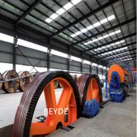 Wholesale Rigid Type Wire Stranding Machine For Low, Medium And Extra High Voltage (EHV) Power Cables from china suppliers