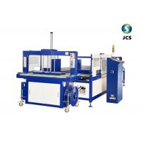 China Electric Driven Corrugated Box Strapping Machine With 5 Or 9 mm Belt for sale