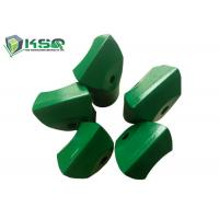 China 7 / 11 / 12 Degree Chisel Bit  Oblique Chipways Chisel Drill Bit With Tungsten Carbide for sale